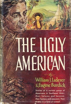 The Ugly American - First edition cover