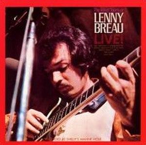 The Velvet Touch of Lenny Breau – Live! - Image: The Velvet Touch Breau