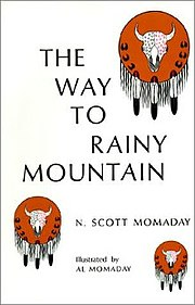 Cover of The Way to Rainy Mountain.