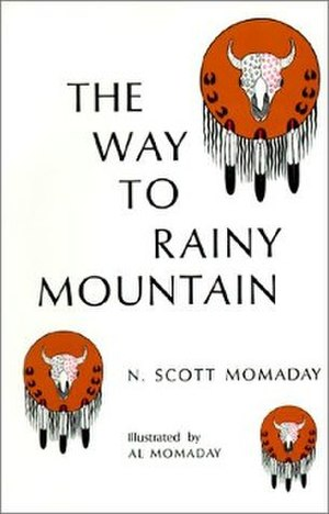 The Way to Rainy Mountain - First edition