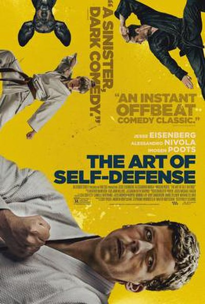 Picture of a movie: The Art Of Self-Defense