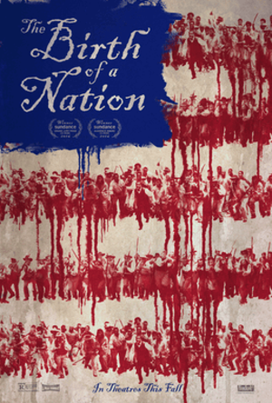 The Birth of a Nation (2016 film) - Theatrical release poster