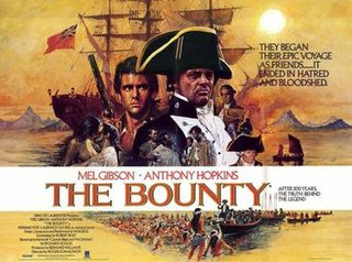 <i>The Bounty</i> (1984 film) 1984 film by Roger Donaldson