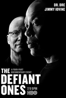 <i>The Defiant Ones</i> (TV series) American television documentary miniseries