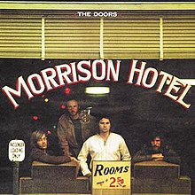 Doors  Morrison Hotel Hard Rock Cafe Th Ae