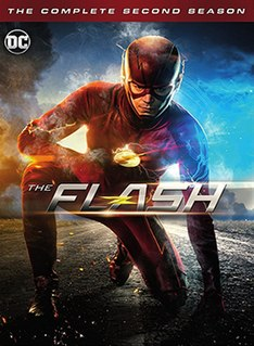 <i>The Flash</i> (season 2) Season of television series