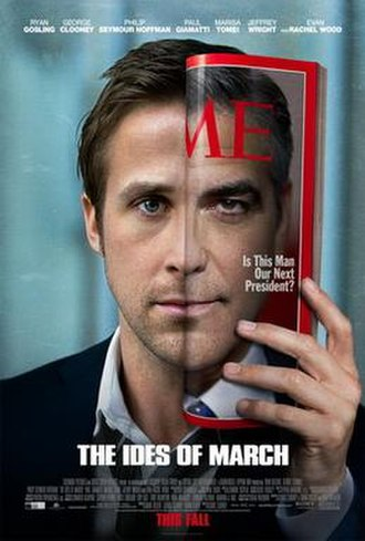 The Ides of March (2011 film) - Image: The Ides of March Poster