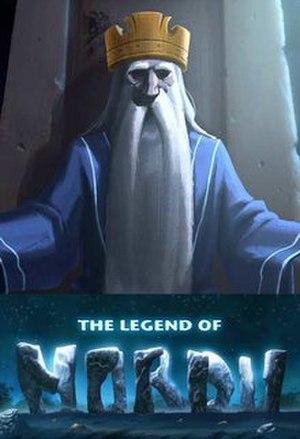 The Legend of Mor'du - Image: The Legend of Mor'du poster