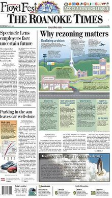 The Roanoke Times front page.jpg