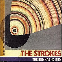 The Strokes - The End Has No End - CD single cover.jpg