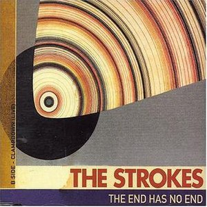 The End Has No End - Image: The Strokes The End Has No End CD single cover