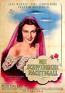 <i>The Swedish Nightingale</i> (film) 1941 film