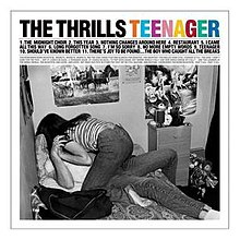 The Thrills - Teenager - Cover.jpg
