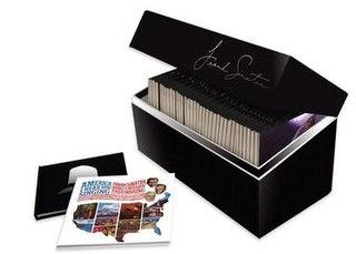 <i>Frank Sinatra: The Reprise Years</i> 2010 box set by Frank Sinatra