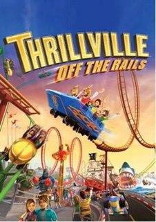 <i>Thrillville: Off the Rails</i>