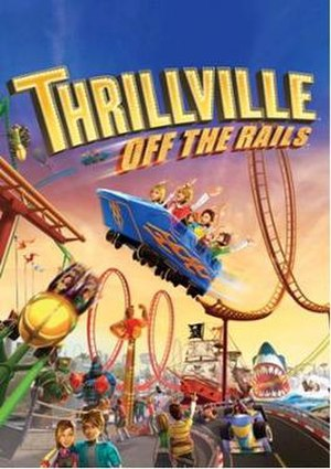 Thrillville: Off the Rails - Image: Thrillville 2