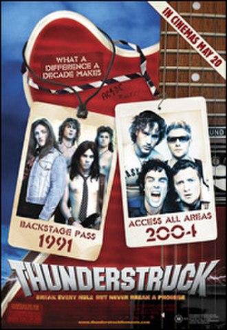 Thunderstruck (2004 film) - Image: Thunderstruckposter