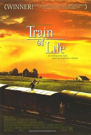 Train of Life - Film poster