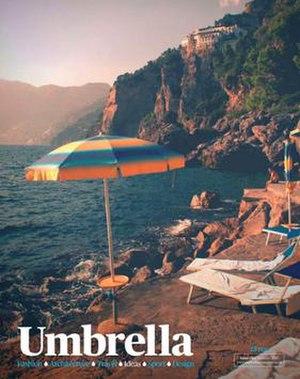 Umbrella Magazine - Umbrella Magazine Issue 1 cover