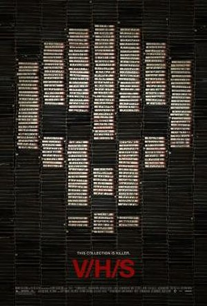 V/H/S - Theatrical release poster