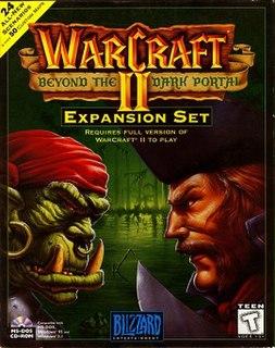 <i>Warcraft II: Beyond the Dark Portal</i> 1996 video game