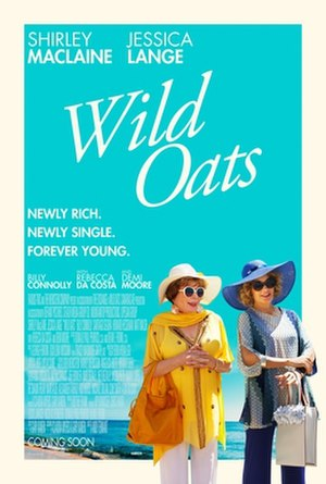 Wild Oats (film) - Theatrical release poster