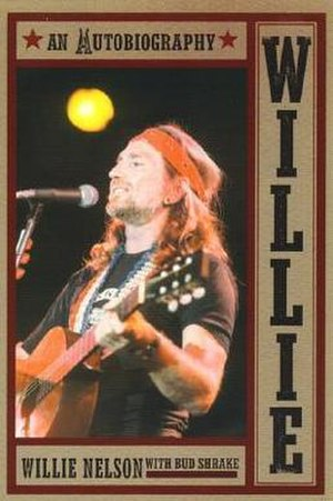 Willie: An Autobiography - Image: Willie An Autobiography cover