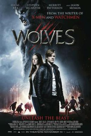 Wolves (2014 film) - Theatrical release poster