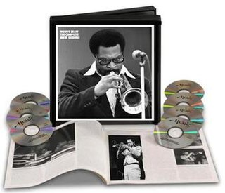 <i>Woody Shaw: The Complete Muse Sessions</i> 2013 box set by Woody Shaw