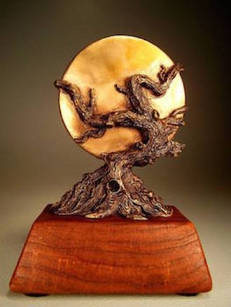 World Fantasy Award - Statuette used as award trophy since 2016