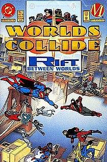 Worlds Collide (comics) Comic