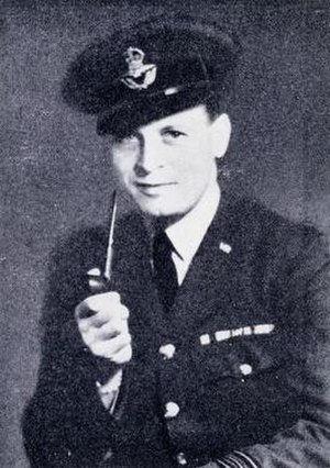 The White Rabbit (book) - Photograph of Yeo-Thomas taken eight hours before he parachuted into occupied France in September 1943