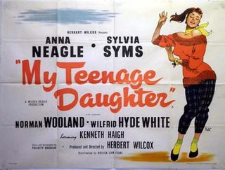 <i>My Teenage Daughter</i> 1956 film