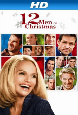 12 Men of Christmas - Promotional release poster