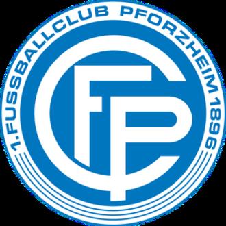 1. FC Pforzheim - Image: 1FCPforzheim
