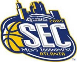 2005 SEC Men's Basketball Tournament - 2005 Tournament logo