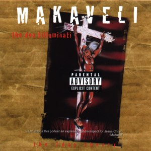 The Don Killuminati: The 7 Day Theory - Image: 2Pac Makaveli The Don Killuminati front