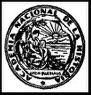 National Academy of History of Argentina - Image: ANHRA logo