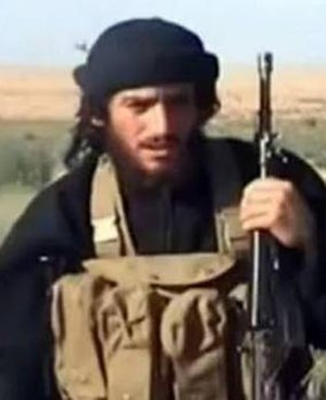 Abu Mohammad al-Adnani - Image: Abu Mohammed al Adnani