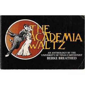 The Academia Waltz - Cover of first collection