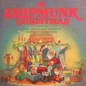 A Chipmunk Christmas - Image: Achipmunkchristmas