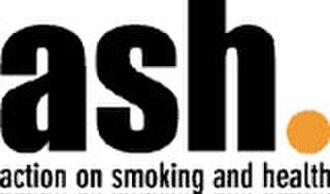Action on Smoking and Health - Image: Action on Smoking and Health (logo)