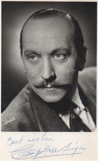 Campbell Singer - Image: Actor Campbell Singer