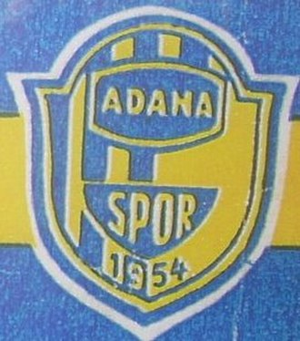 Adanaspor - Club badge 1954–67