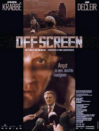 Off Screen - Image: Affiche Off Screen 2005 1