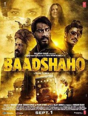 Baadshaho - Film poster