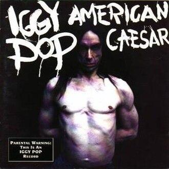 American Caesar (album) - Image: American Caesar (album) cover