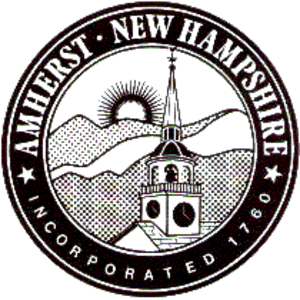 Amherst, New Hampshire - Image: Amherst Town Seal