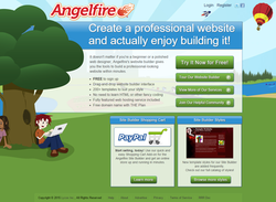Angelfire Homepage.png