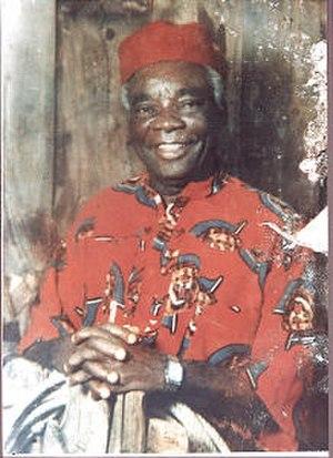 Anthony Obinna - Image: Anthony U. Obinna